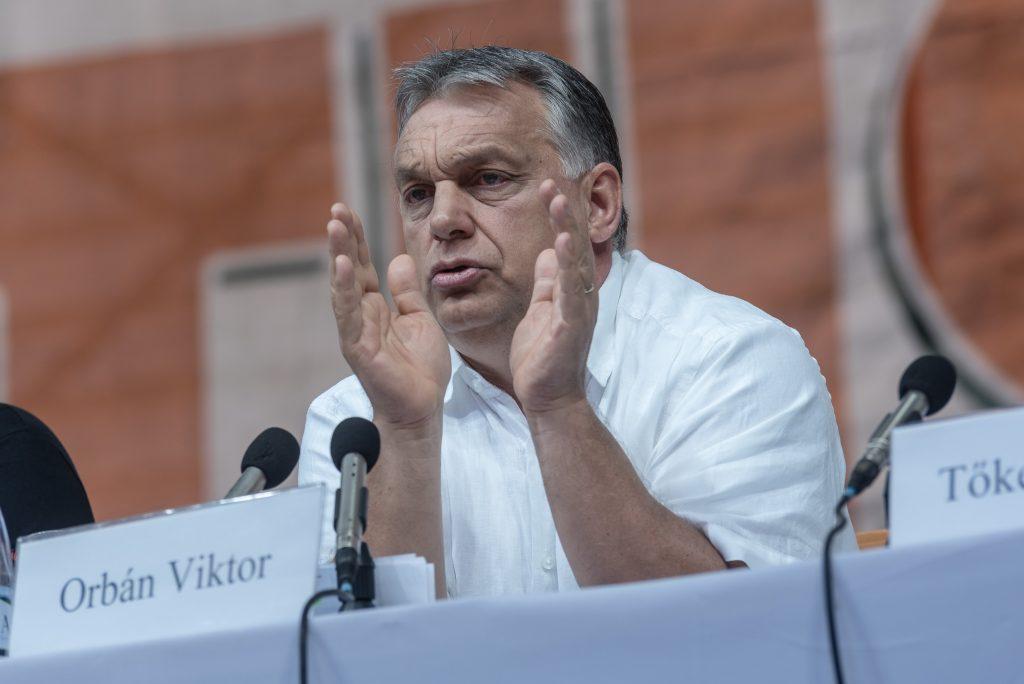 """Orbáns große Ziele: """"Bis 2030 soll Ungarn zu den fünf besten Ländern der EU gehören"""" post's picture"""
