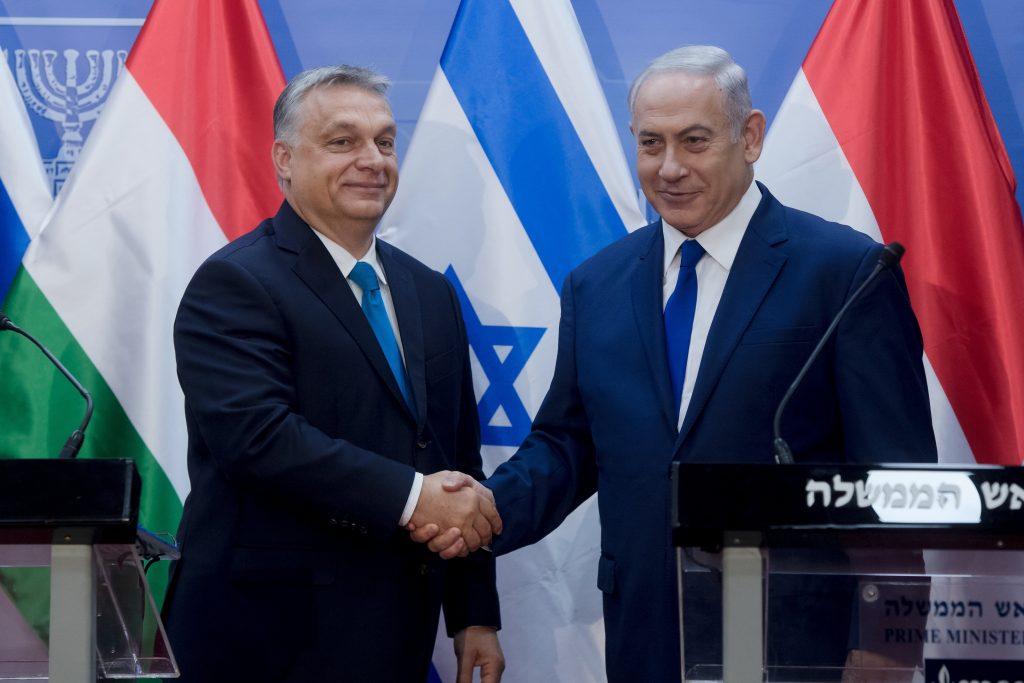 Premierminister Netanyahu: Ungarn und Israelis mehr denn je vereint
