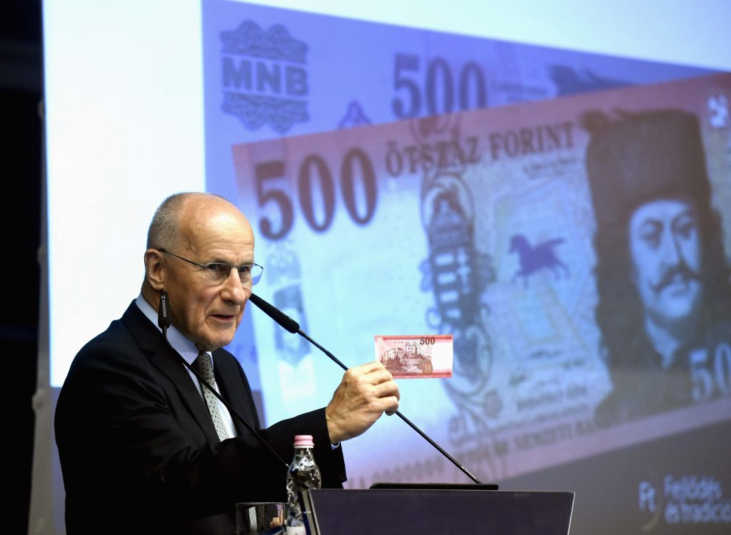 Neue 500 HUF Banknote ab 2019 post's picture