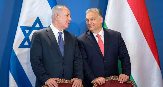 Proteste vor Orbáns Besuch in Israel post's picture