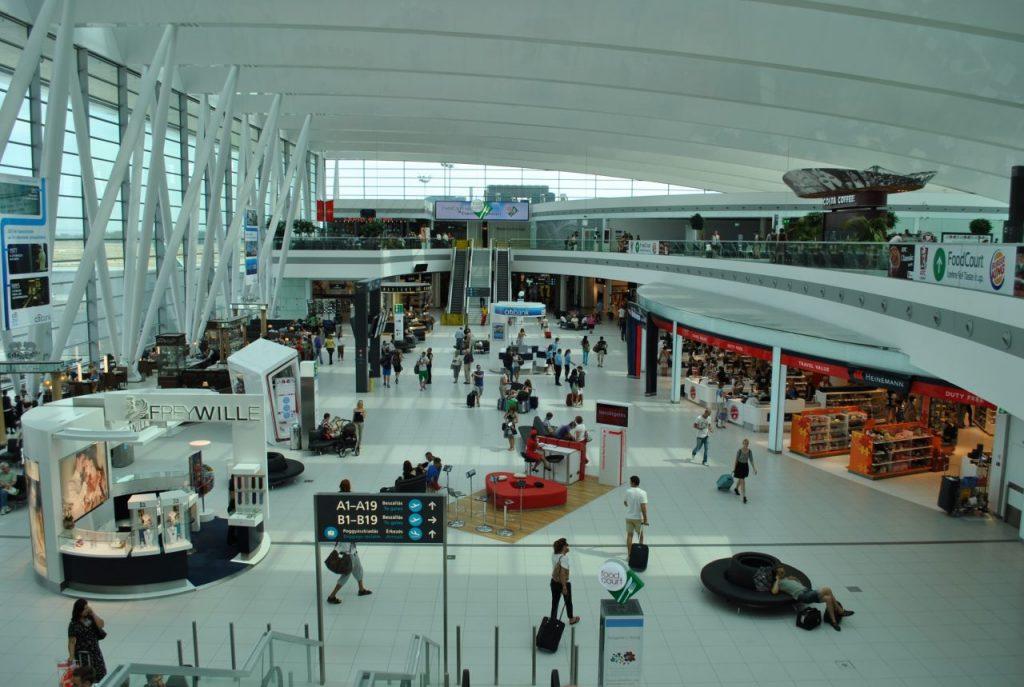 Der Muslim wollte beten – der Flughafen wurde ausgeleert post's picture