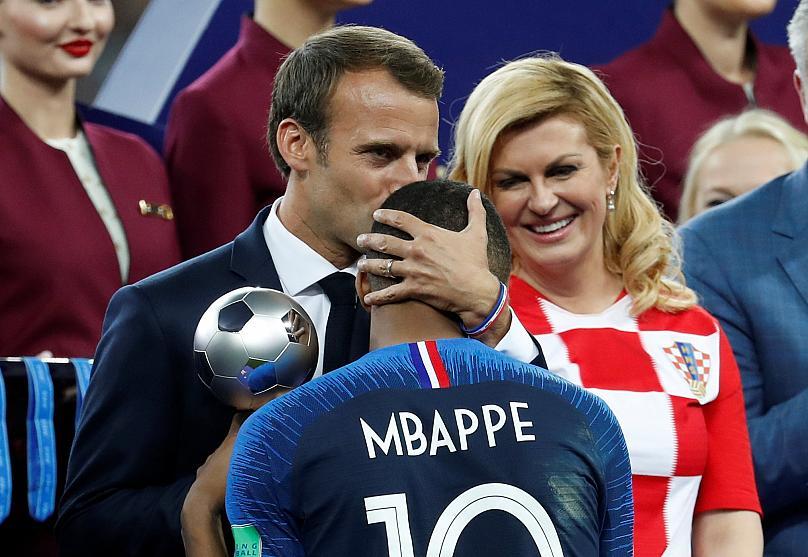 Fußball-WM – Migranten gegen Nationalisten post's picture