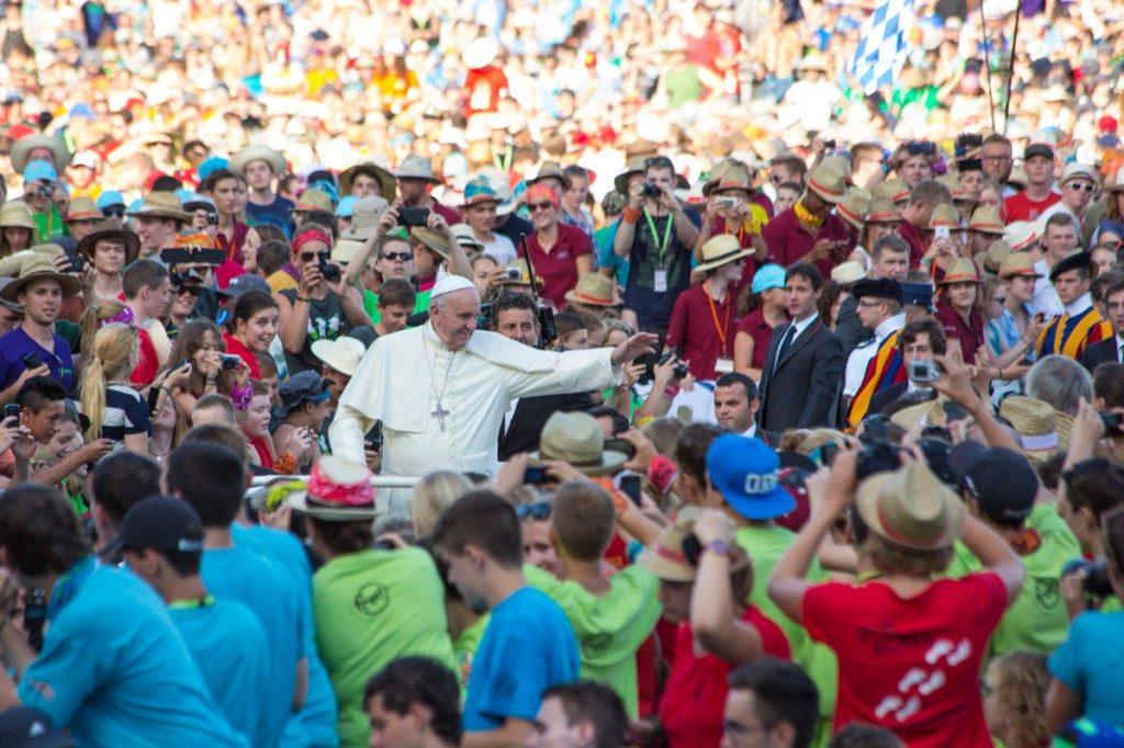 60.000 Ministranten bei Wallfahrt zum Papst