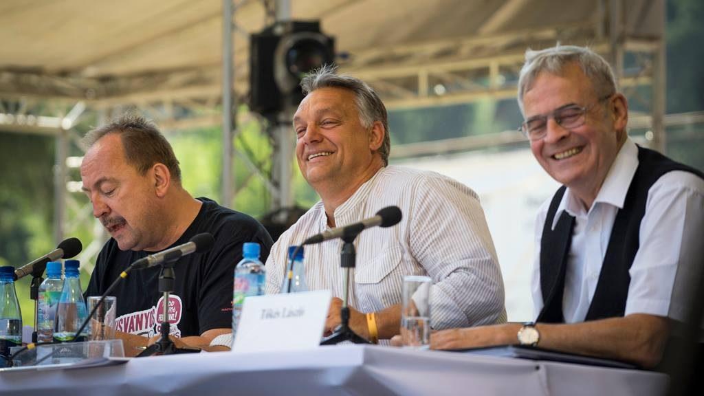 Tusványos-Sommeruniversität: Wo Politik und Musik treffen post's picture