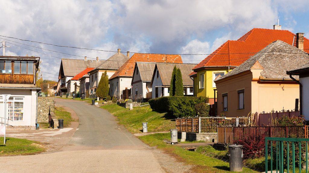 Moderne Dörfer in Ungarn?!
