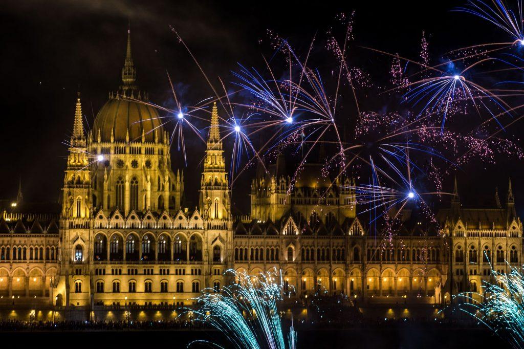 Ungarn feiert seinen Geburtstag post's picture