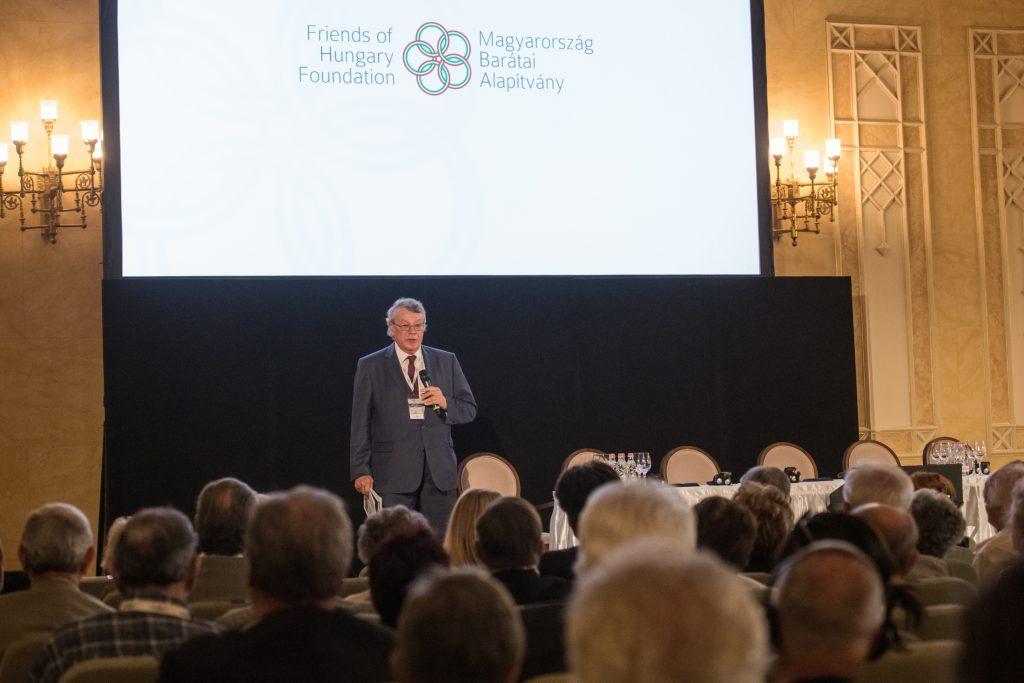 """Hohe staatliche Auszeichnung für István Fodor, Kuratioriumsmitglied der Stiftung """"Freunde von Ungarn"""" post's picture"""