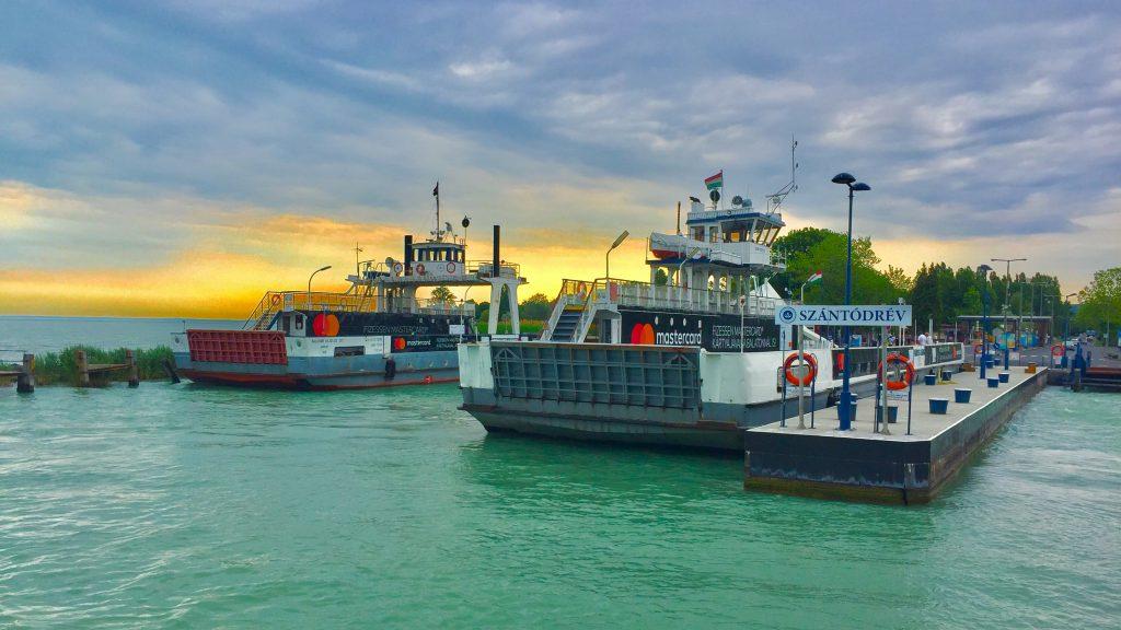 Rekord! Eine Million Fährpassagiere am Balaton 2018 post's picture