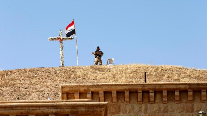 UNGARN spendet 2 Mio. EUR für den Wiederaufbau einer christlichen Stadt im Irak