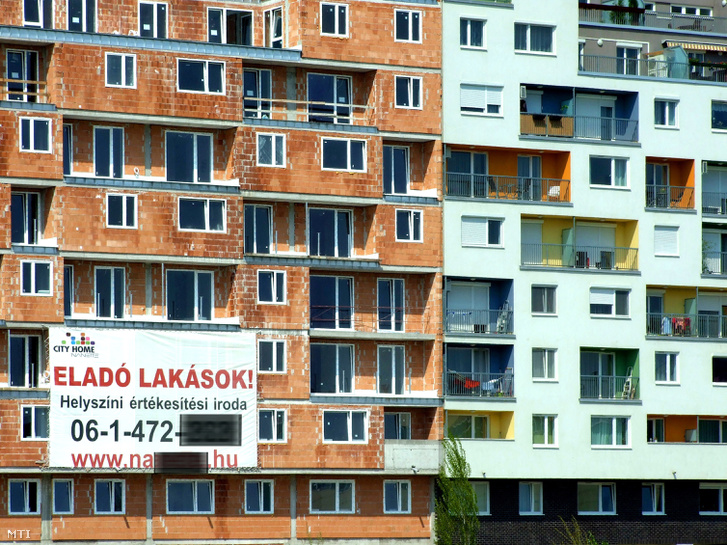 Immobilienpreise steigen stark in Budapest post's picture