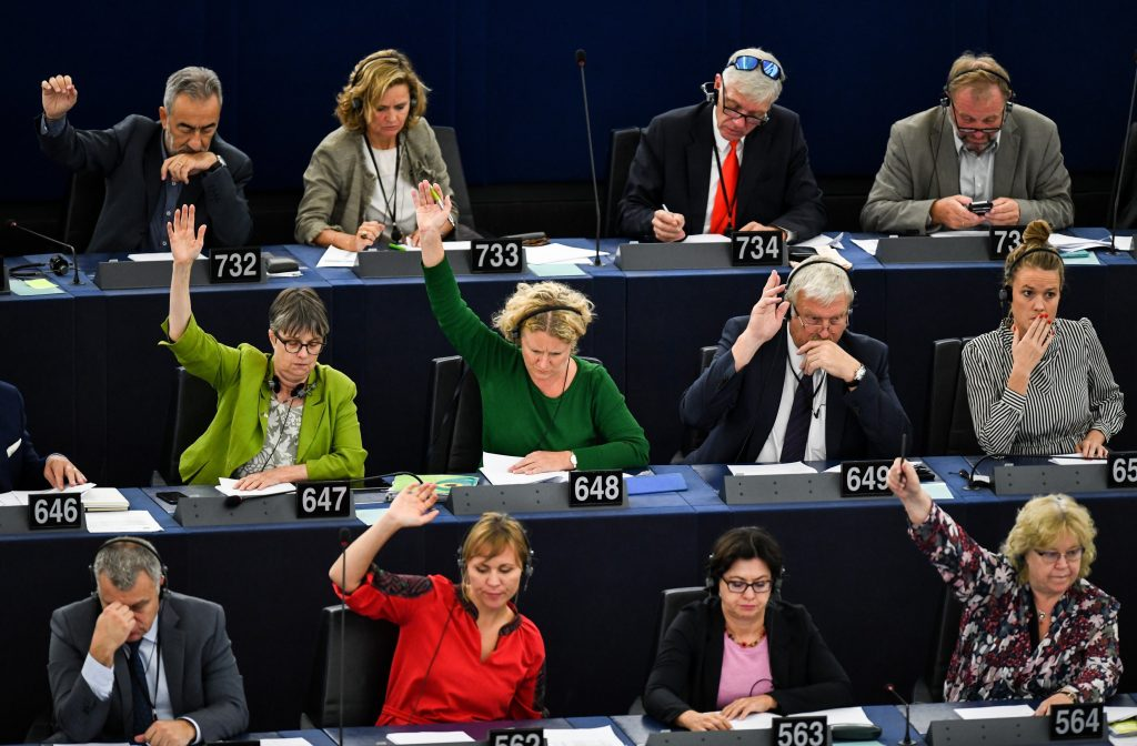 Presseschau: EU-Parlament für Abstrafung Ungarns post's picture
