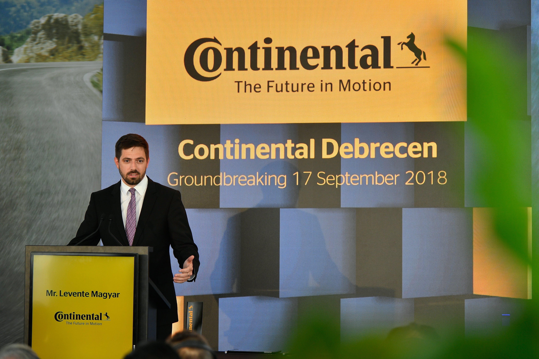 Siebtes Continental-Werk in Ungarn post's picture