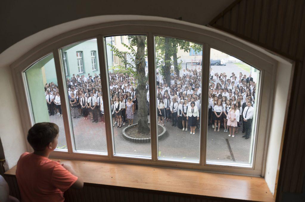 Lehrermangel in den ungarischen Schulen post's picture
