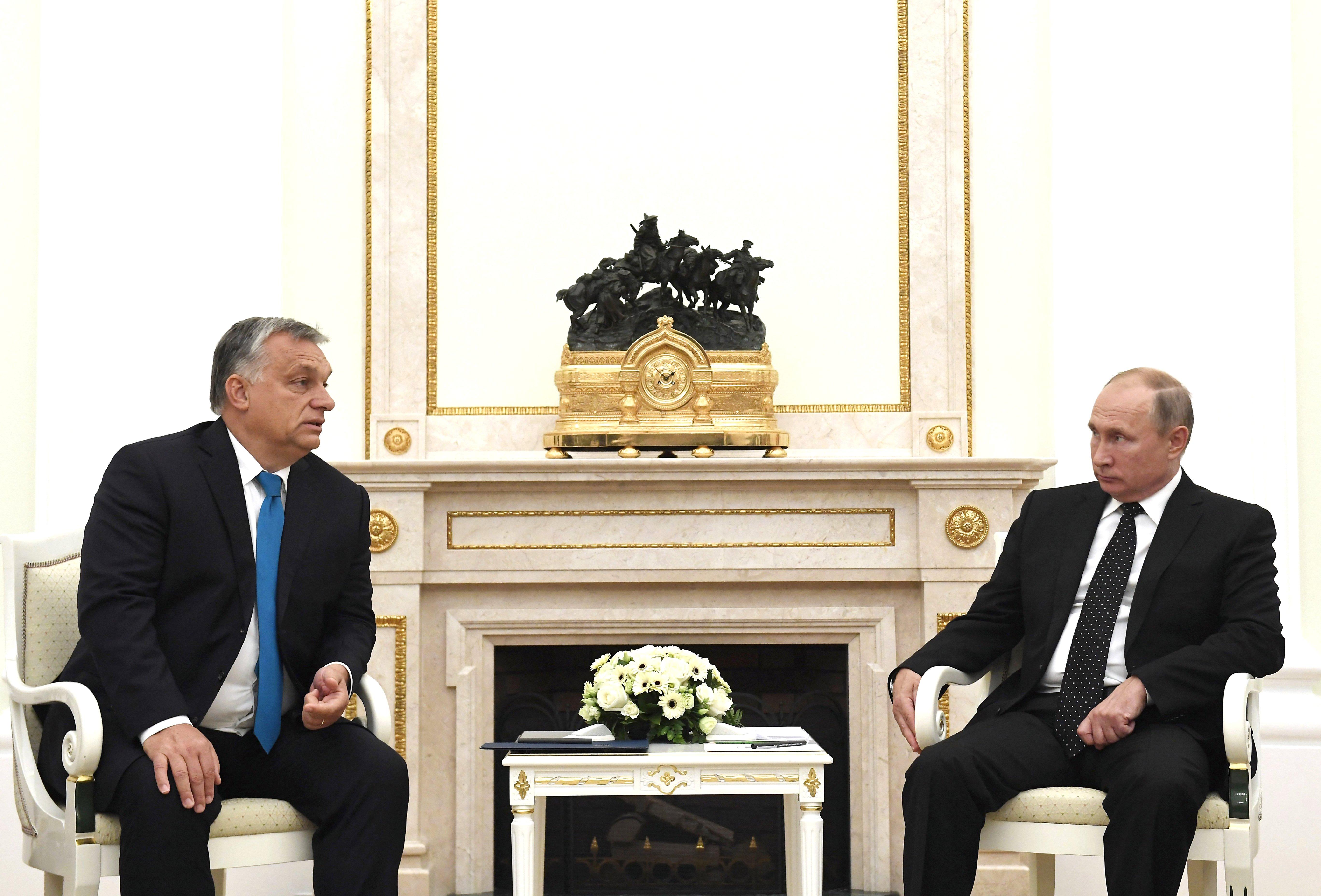 Putin: Ungarn ist einer der Schlüsselpartner Russlands in Europa post's picture