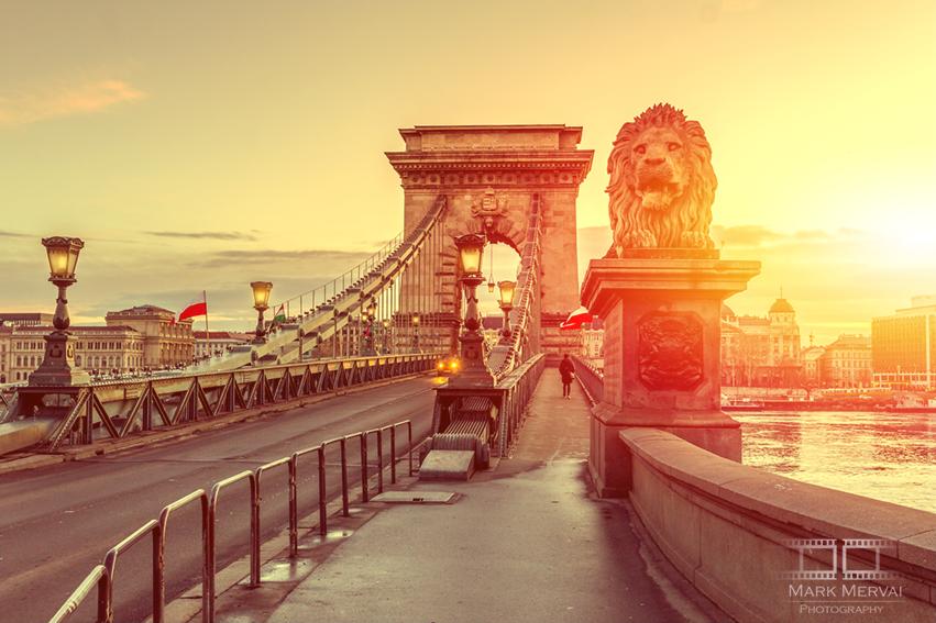 Der Hausmeister der Kettenbrücke