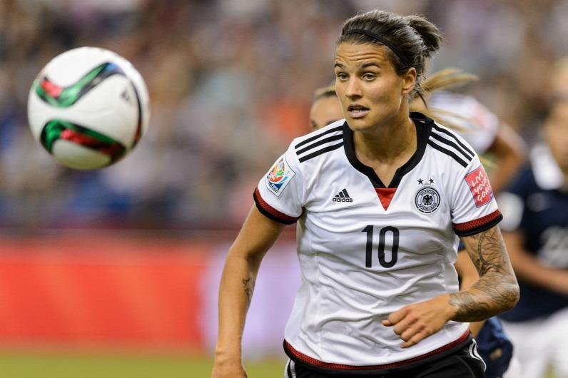 Ungarische Weltfußballerin in deutschen Farben? Dzsenifer Marozsán unter den Finalisten post's picture