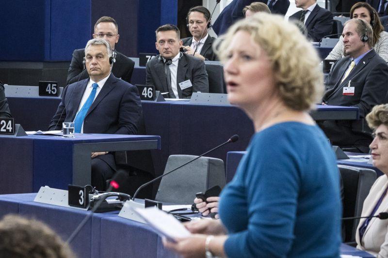 EU-Parlament stimmt für Rechtsstaatsverfahren gegen Ungarn post's picture