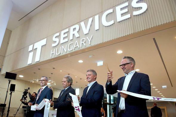 IT Services Hungary weiht neue Zentrale ein post's picture