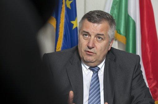 """Ehemaliger Botschafter in Deutschland: Leiter des ungarischen """"Sicherheitsdienstes""""? post's picture"""