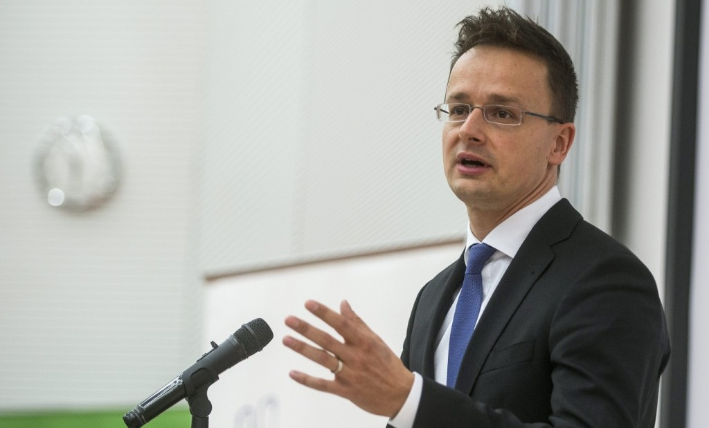 Außenminister Péter Szijjártó: UNO soll den verfolgten Christen helfen post's picture