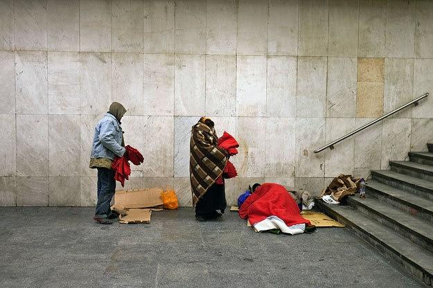 """Seit Mittwoch gilt das sog. """"Obdachlosen-Gesetz"""""""