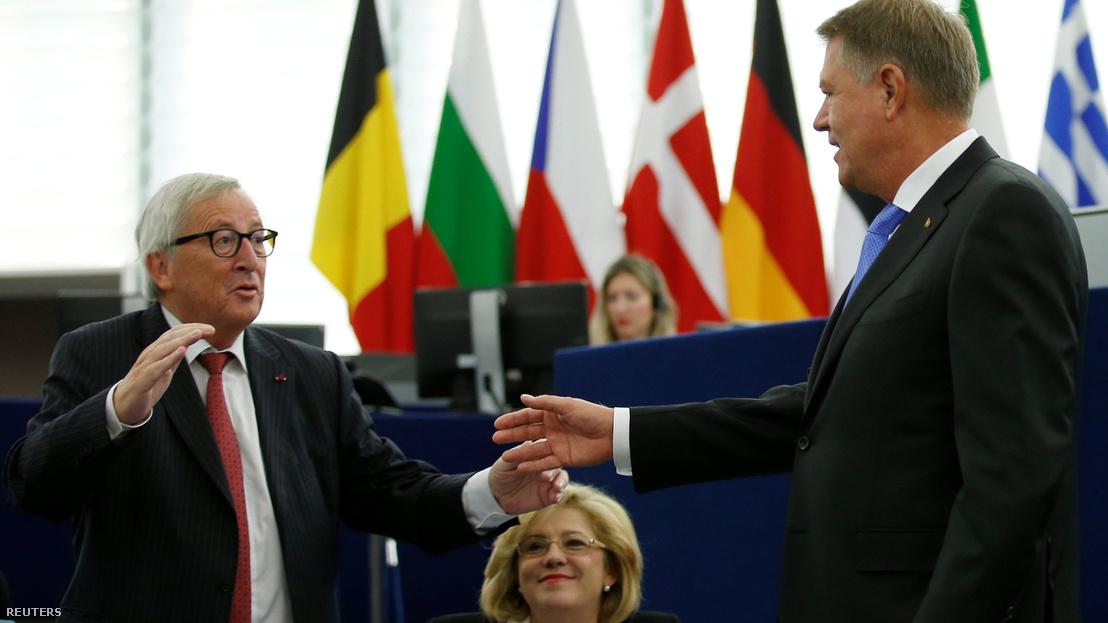 """Presseschau von budapost.de: Juncker feiert 100 Jahre """"Großrumänien"""" post's picture"""