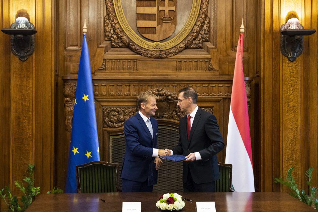 225 Mio. Euro – ein Kreditvertrag mit der EIB