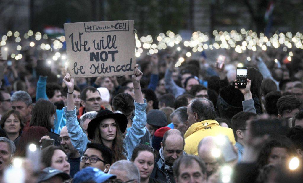 CEU werde Budapest bald verlassen – im Falle einer Nichtübereinstimmung