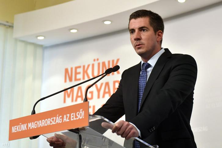 """Fidesz Fraktionschef: György Soros ist ein """"schwerer Psychopath"""" post's picture"""