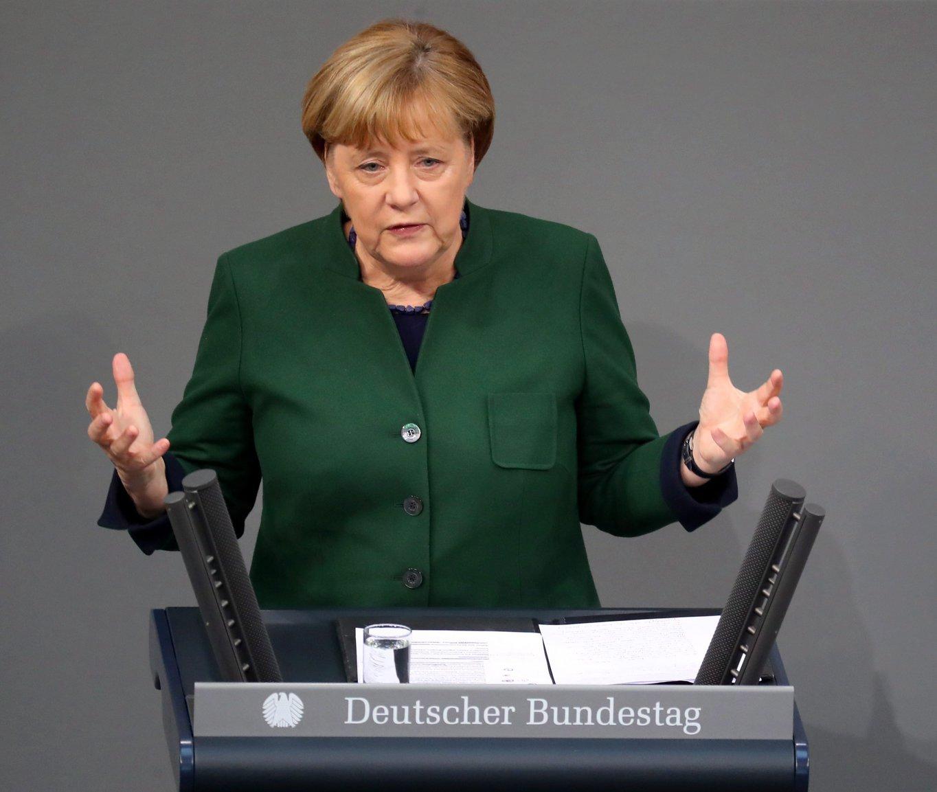 Ungarische Presseschau: Kanzlerin Merkel am Scheideweg post's picture