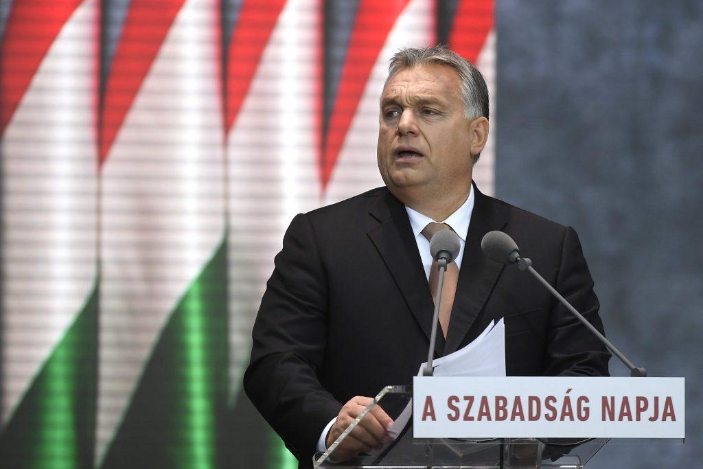 """Orbán: """"Europas Stärke stammt von Nationalstaaten"""""""