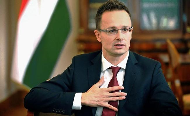 """Szijjártó: """"Die Zustimmung des EU-Verfahrens von Kanzler Kurz war für mich persönlich eine sehr schlechte Erfahrung. Denn uns verband eigentlich eine sehr gute Freundschaft"""" post's picture"""