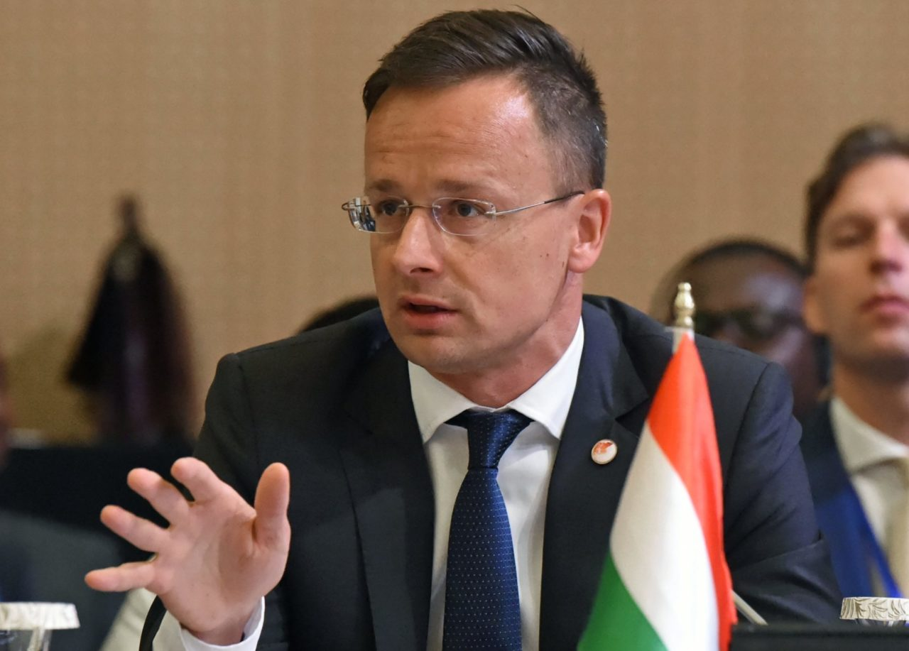 Szijjártó: Entscheidung über Energiemix des Landes ist nationale Kompetenz post's picture