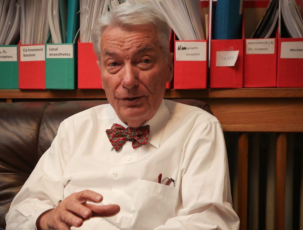 """Professor E. Sylvester Vizi: Die Stiftung """"Freunde von Ungarn"""" möchte das wahre Gesicht Ungarns zeigen post's picture"""