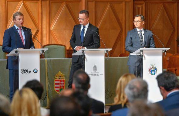 BMW in Debrecen: die Erdarbeiten beginnen in 2019 post's picture