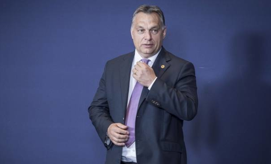 Orbán: Der ungarische Staat steht auf nationaler Grundlage