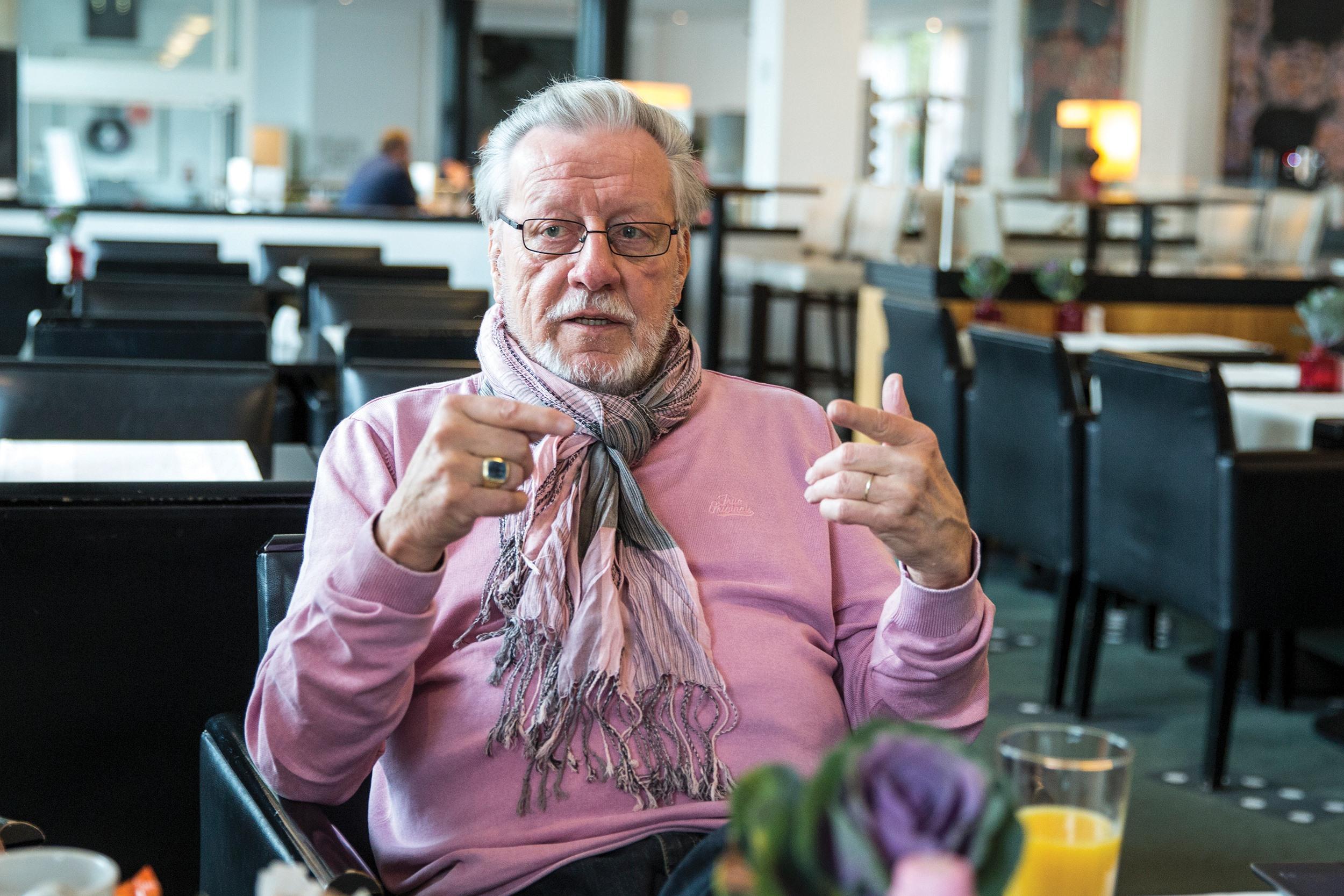 """""""Der ungarische Aufstand hat mein Leben verändert"""" post's picture"""