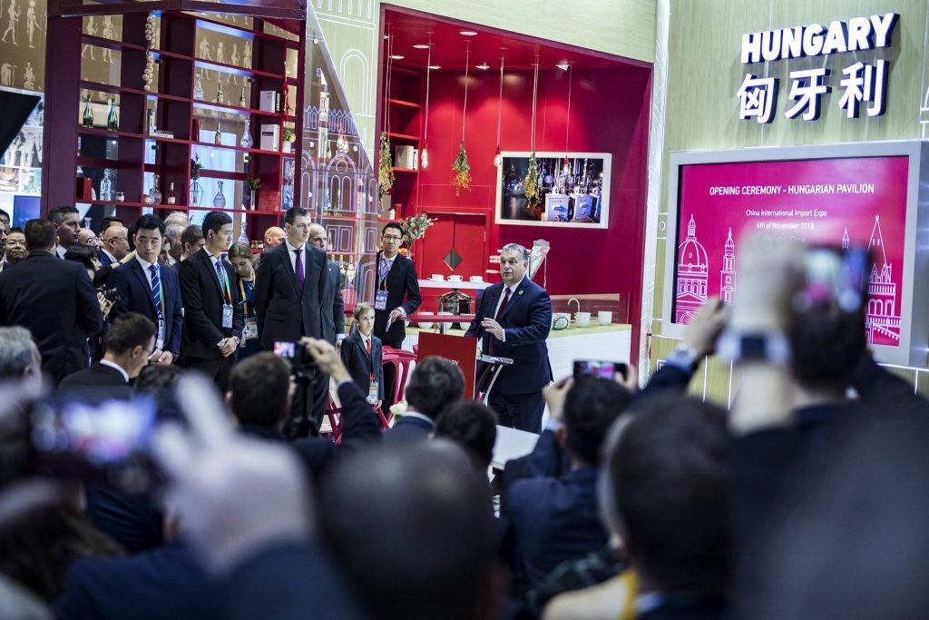 Orbán: Ungarische Unternehmen haben gute Perspektiven in China post's picture