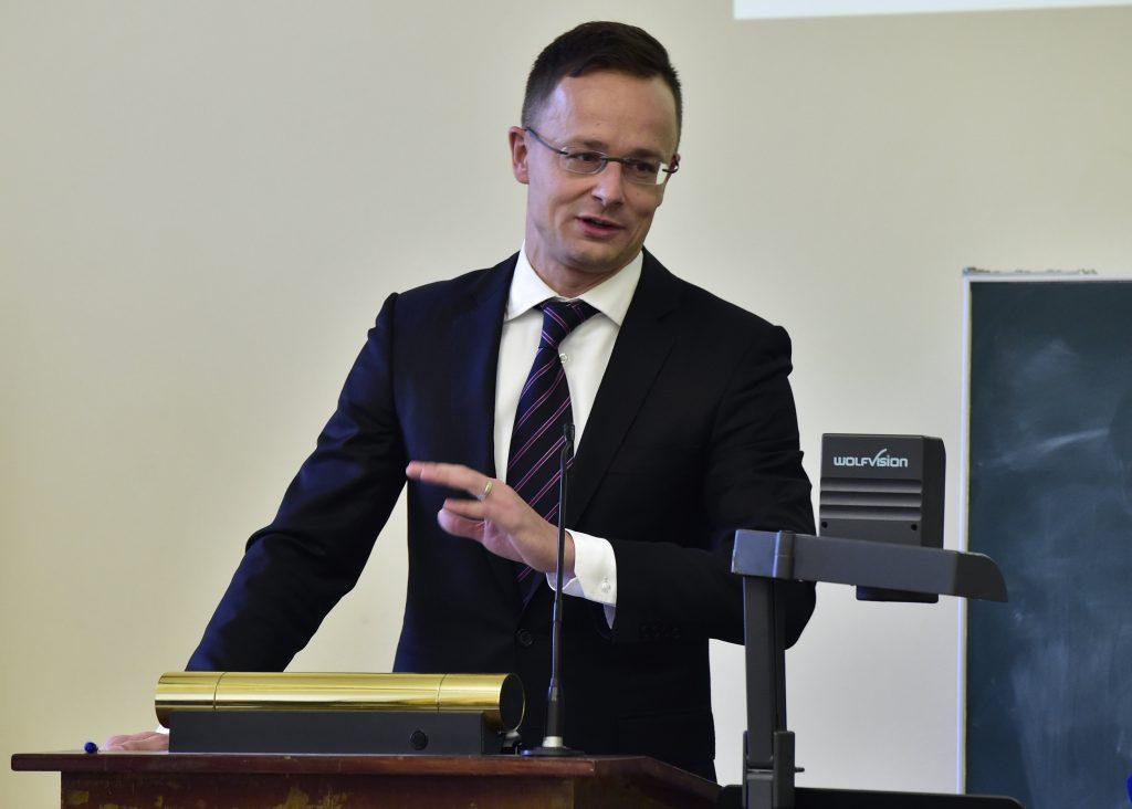 Szijjártó: Ungarn braucht ein starkes Europa