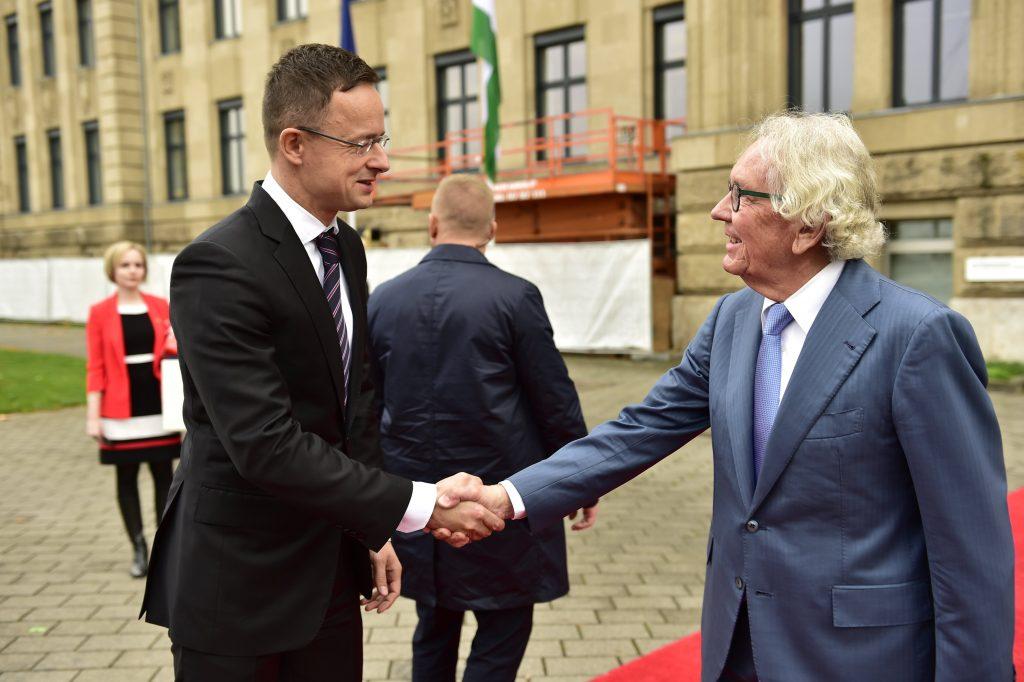 Nordrhein-Westfalen ist der drittgrößte ungarische Exportstandort post's picture
