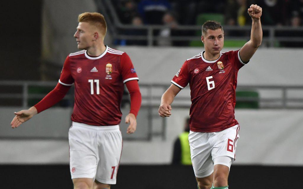 Leipzig-Spieler Willi Orban verrät, warum er ungarischer Nationalspieler sein wollte
