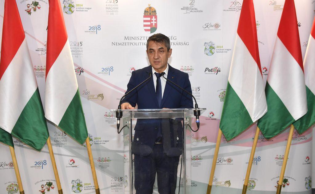 Ukraine verweigert die Einreise eines ungarischen Staatssekretärs