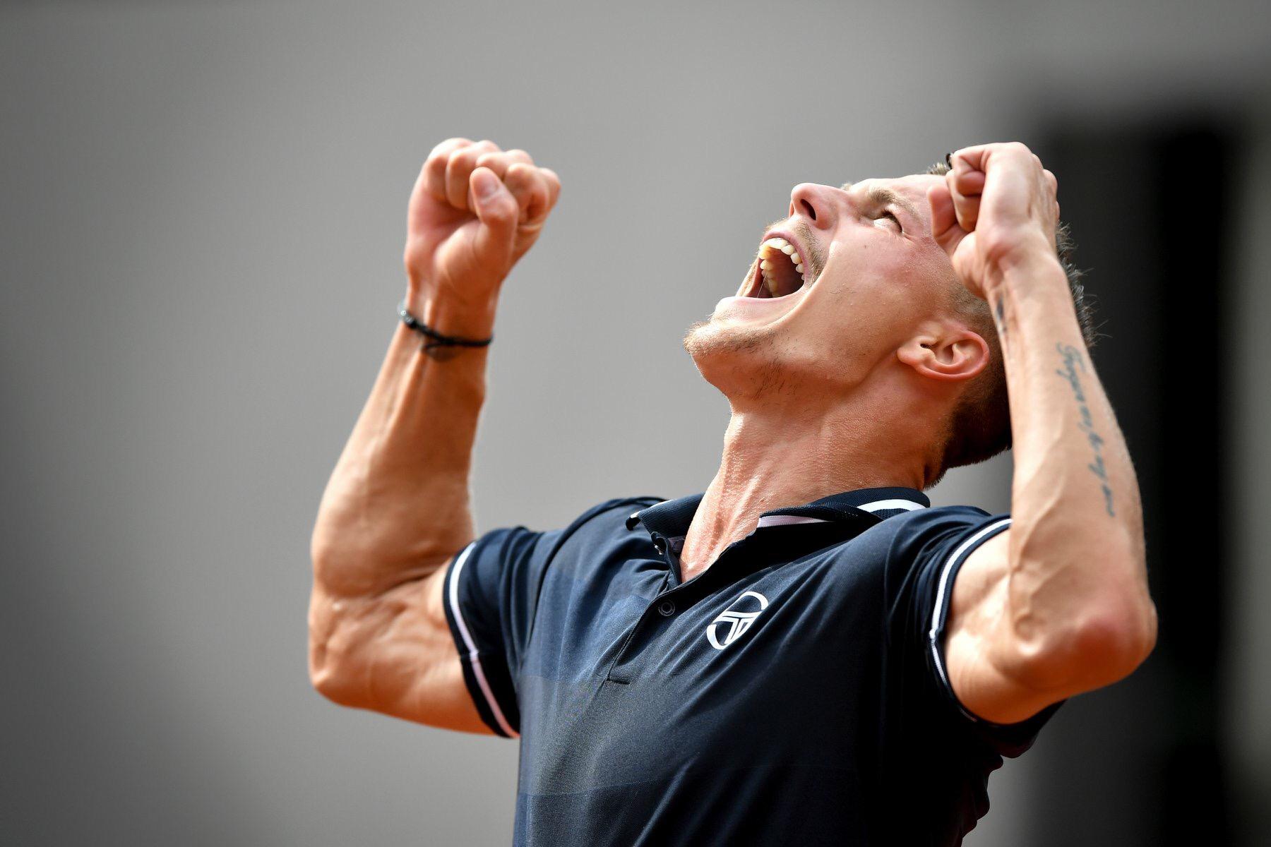 Márton Fucsovics: auf Platz 36 der ATP-Weltrangliste! post's picture