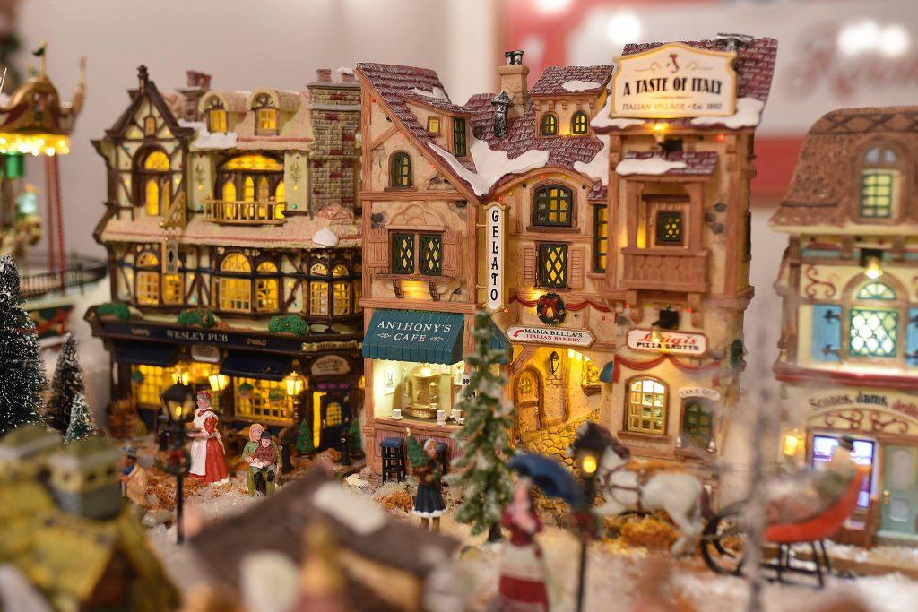 Weihnachtswunderwelt in Wien – von einer Ungarin geträumt