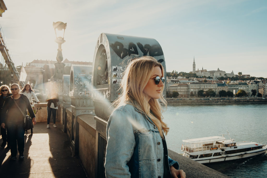 Ellie Gouldings neuer Videoclip in Budapest gedreht post's picture
