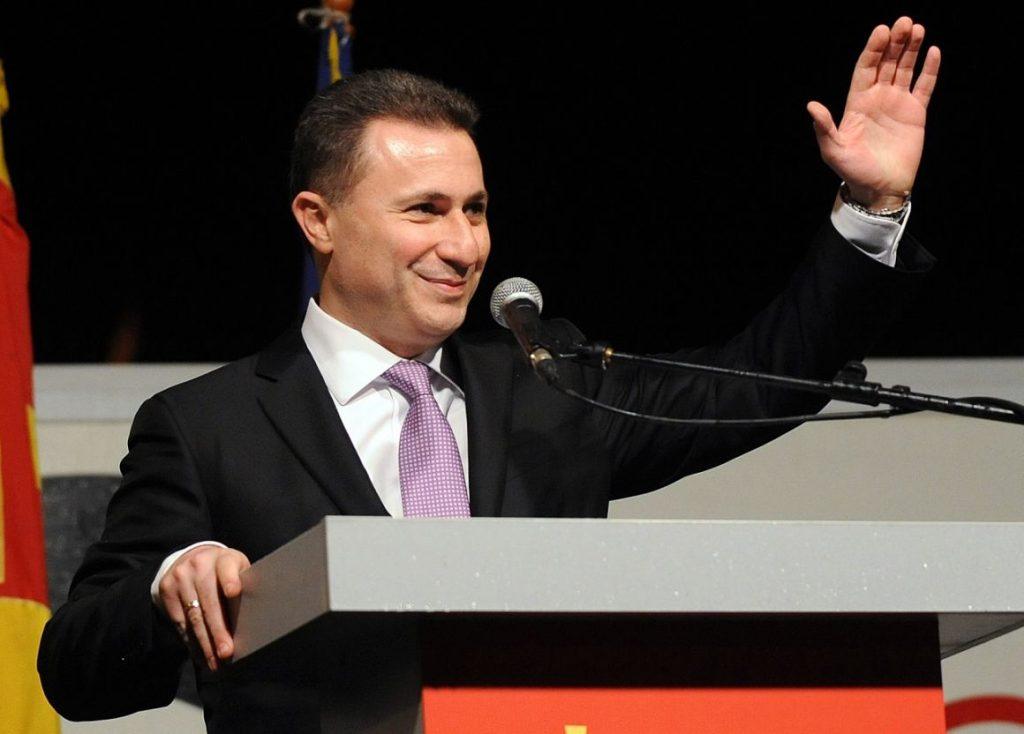 Umstrittener Asylantrag des ehemaligen mazedonischen Premierministers