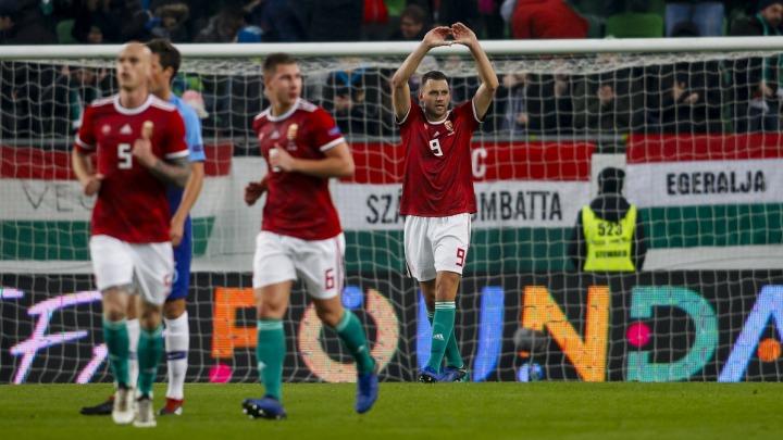 Fußball – Ungarn besiegt Finnland im Nationalliga-Spiel post's picture