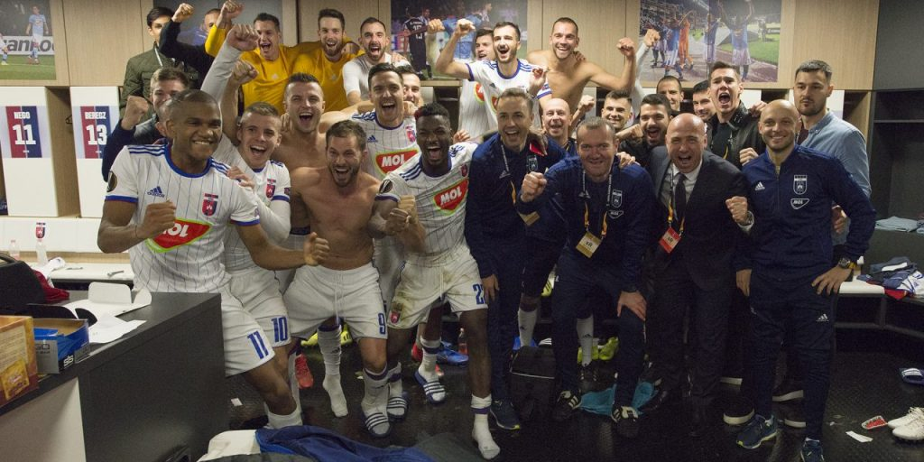 Europa League: MOL Vidi schlägt PAOK zum zweiten Mal
