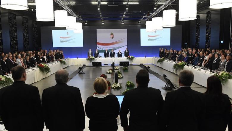 Diaspora-Ratsmitglieder protestieren gegen die Einschüchterung der Ungarn in Transkarpatien post's picture