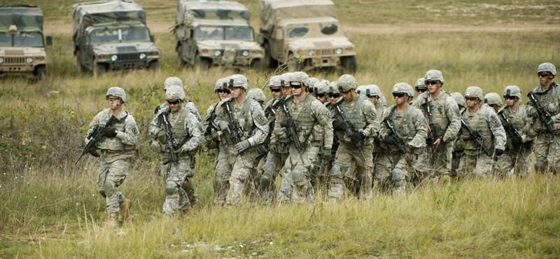 Ungarische Militärübung an der serbischen Grenze post's picture